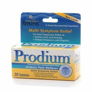 bladder pain medication pyridium