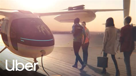 uber elevate    cents  mile  air