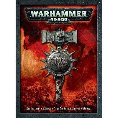 warhammer 40 000 rulebook by workshop reviews discussion bookclubs lists