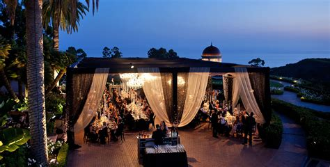 outdoor wedding venues in southern california pelican