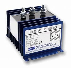 Eaton U0026 39 S Sure Power 702 Multi Battery Isolator