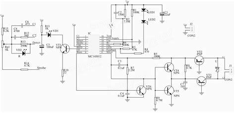 Diy Photoelectric Smoke Detector Sensor Alarm Kit