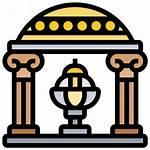 Pillars Greek Icon