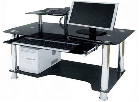 best home computer desk 15 best of black glass computer desk 4462
