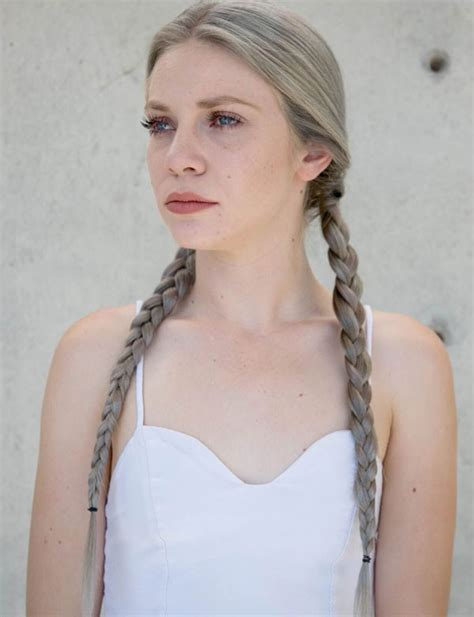 Braided Pigtails for Long Hair   Hairstyle Archives