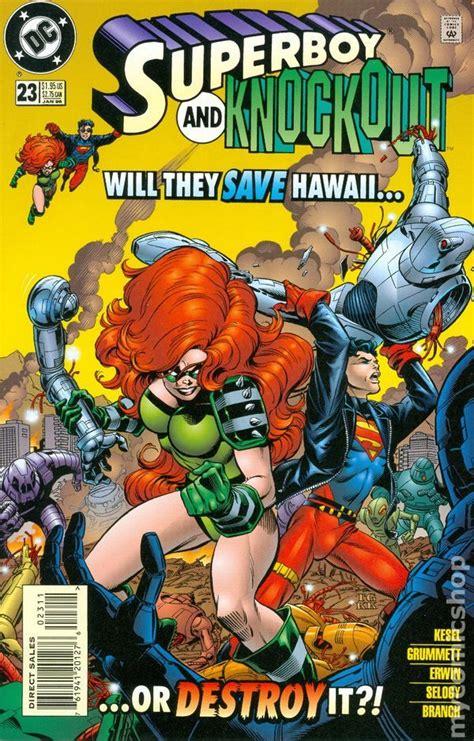 Superboy (1994 3rd Series) 23 | Best comic books, Comics ...