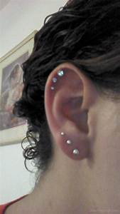 Cartilage Piercings - Page 36