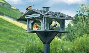 Vogelhaus Bauen Anleitung Kostenlos : vogelhaus blockhaus ~ Frokenaadalensverden.com Haus und Dekorationen