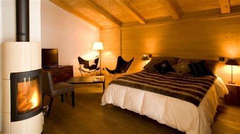 les plus belles chambres un hôtel chalet gastronomique à megève le flocon de sel