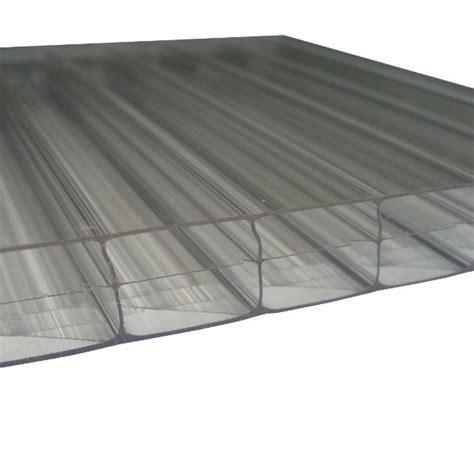 plaque polycarbonate alvéolaire plaque polycarbonate alv 233 olaire 16 mm 1 25 m longueur de 2 224 7 m polycarbonate