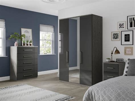 consort ready assembled bedroom furniture  furniture