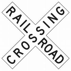 railroad crossing sign - /page_frames/full_page_signs ...