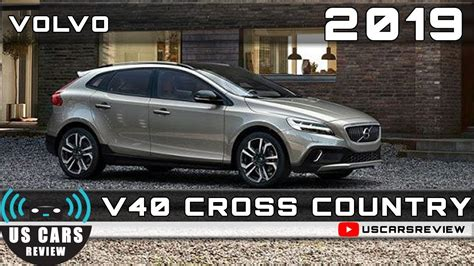 Volvo V40 Cross Country 2019 by 2019 Volvo V40 Cross Country Review