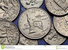 State Quarters RoyaltyFree Stock Image CartoonDealer