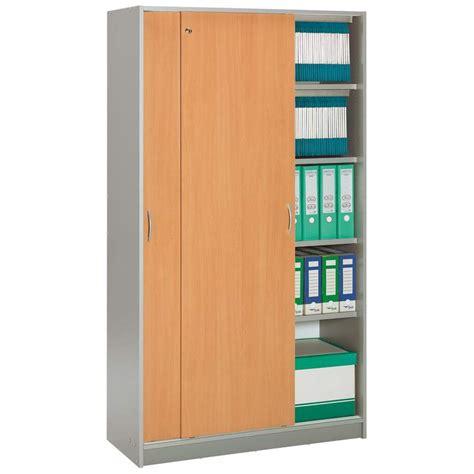 armoir de bureau organisation armoire de bureau coulissante