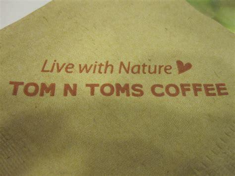 Toms coffee ⭐ , russia, yegoryevsk, ulitsa gorkogo, 27: mehmehfoodie: Tom n Toms Coffee @ Tanjong Pagar