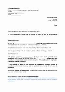 Remboursement Assurance Emprunteur Lettre Type : exemple gratuit de lettre demande devis assurance sant ~ Gottalentnigeria.com Avis de Voitures