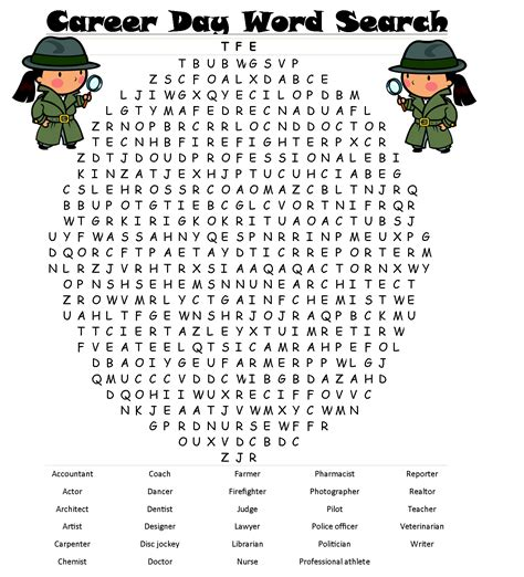 resume word search puzzle 28 images computer
