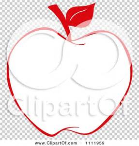 Free Image Red Apple Jpg Outline