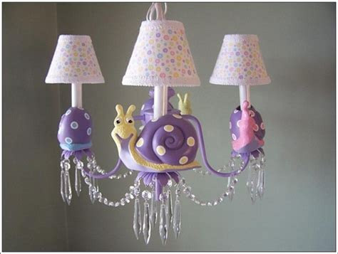 Chandeliers For Kids' Room