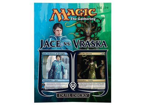 vraska the unseen deck tappedout duel decks jace vs vraska announced gatheringmagic