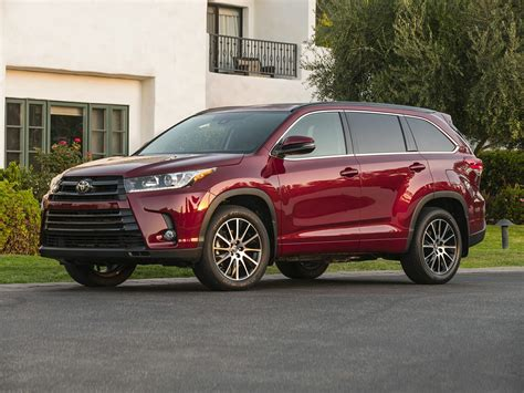 New 2018 Toyota Highlander  Price, Photos, Reviews