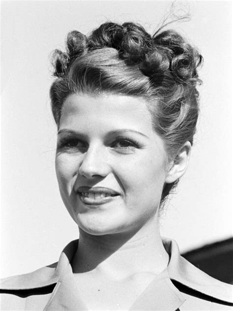 1940s Hairstyle How To by 1940s Hairstyles For Hair