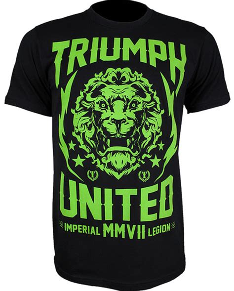 triumphunited imperial legion  shirt collection