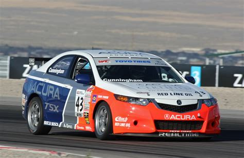 Acura Racing by I Race An Acura Cunningham Honda Performance