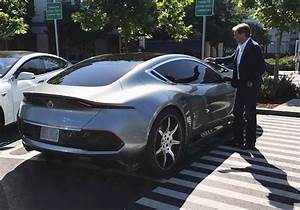 Auto Emotion : fisker emotion 400 mile electric sedan seen in the metal for first time ~ Gottalentnigeria.com Avis de Voitures
