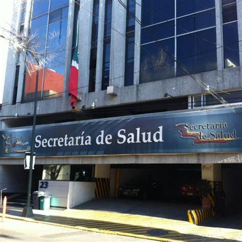 ¿qué es la secretaría de salud coahuila? Secretaría de Salud GDF - Nápoles - Ciudad de México, Distrito Federal