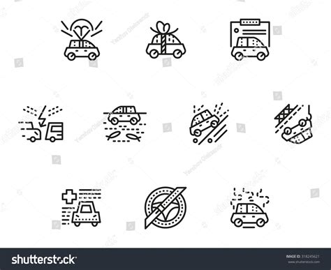 Different Types Of Car Topics Including Insurance, Flat
