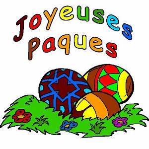 Joyeuses Paques Images : les cloches de p ques sont pass es dans la cour de notre ~ Voncanada.com Idées de Décoration