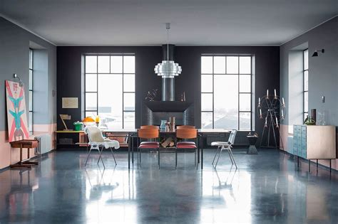Modern Vintage Home Decor Ideas: Loft 19: From An Old Weapon Factory To A Quirky Modern Home