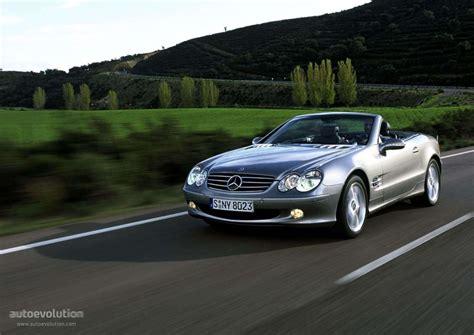 Mercedes Benz Sl-klasse (r230) Specs & Photos
