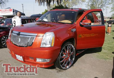Cadillac Truck 2010 by 2010 Danger Zone Truck Show Cadillac Escalade Ext Photo 32