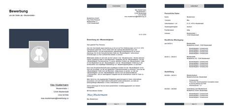 Bewerbung Layout Word by Bewerbung Muster Vorlagen Kostenlos Herunterladen