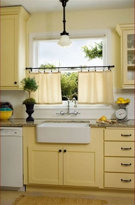 ideas  pale yellow kitchens  pinterest