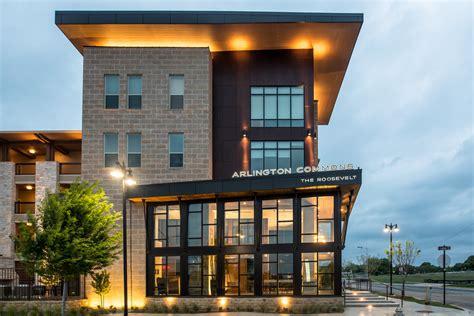 Arlington Commons-The Roosevelt Apartments - Arlington, TX ...