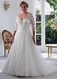 Affordable Wedding Dresses for Plus Size Women 2018 – Plus ...