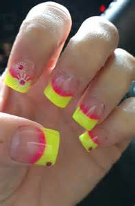 pretty nail designs creative yet yellow nail designs girlshue