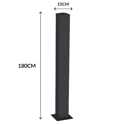 pilier portail alu bricoman portillon carlier construction