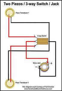 Guitar Jack Wiring Diagram Single Wire