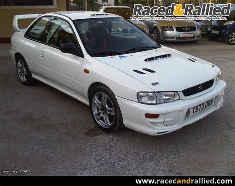 Lhd 1999 Subaru Impreza Gt Group N Rally Car Gc8 2 Door