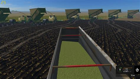 big bga mais  map farming simulator   mod