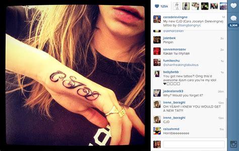 bij welke celebs horen deze nieuwe tattoos