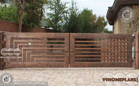 modern front gate design ideas  simple stylish  trendy gates