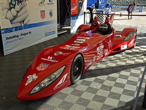 nissan race car delta wing deltawing wikipedia