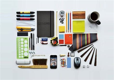 Architect's Tools That Helps Hishers Creativity Grows And