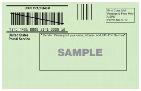 what is a return receipt and how does it work